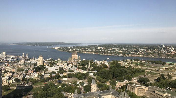 Un nouveau regard sur Québec