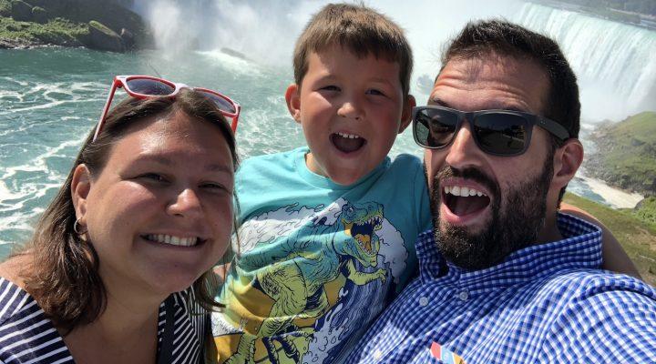 VIDÉO |Bouche bée à Niagara Falls