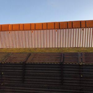 VIDÉO |On touche la frontière du Mexique
